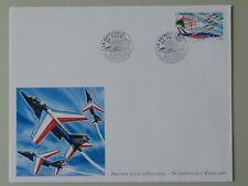 France 1er jour FDC poste aerienne 71 13 septembre 2008 la patrouille de france