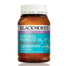 Blackmores Evening Primrose Oil 1000mg 190 Tablets (Australia Import)