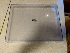 Technics Dust Cover for SL-1200 / SL-1210 MK2 Turntable No Hinges