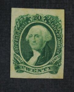 CKStamps: US Confederate States Stamps Collection Scott#13 Unused NG