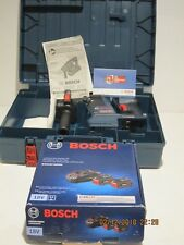 Bosch GBH18V-26K Brushless SDS-Plus Bulldog Rotary Hammer Kit UPGRADED BATTS NEW