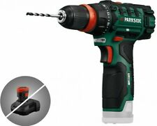 PARKSIDE PBSA 12 D2 Cordless Drill Driver & Screwdriver Bare Unit with LED Light