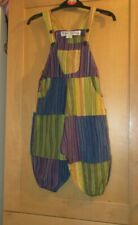 FUNKY THREADS GIRLS 4-5 YEARS STRIPED JUMPSUIT,harem style