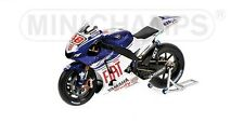 MINICHAMPS 122 083048 YAMAHA YZR M1 model bike Signed Lorenzo MotoGP 2008 1:12th