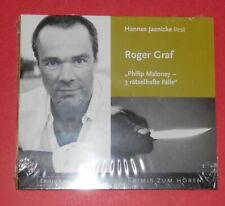 Roger Graf - Philip Maloney (Hannes Jaenicke) -- CD / Hörbuch