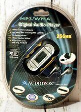 Audiovox MP3 Player SMP3-332-256J Digital Audio Player WMA 256MB - NEW