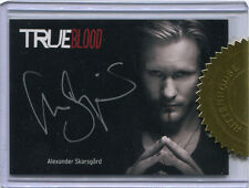 True Blood Collectors Set Autograph Card Alexander Skarsgard as Eric Northman