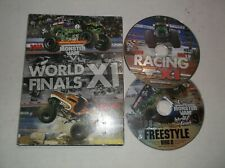 Monster Jam World Finals XI (DVD, 2010, 2-Disc Set) Monster Trucks, Grave Digger