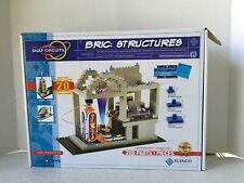 Snap Circuits Bric Structures Build Game