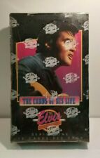 Elvis The Elvis Collection Series One Collectible Trading Card Pack Box