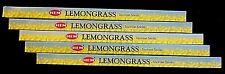 40 Sticks 5x 8g Boxes  LEMONGRASS  Incense Floral Fruity Insence Bulk Packs HEM