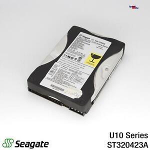SEAGATE U10 SERIES ST320423A 20.4GB 20GB HDD FESTPLATTE HARD DISK DRIVE IDE 40
