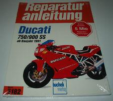 Reparaturanleitung Ducati 750 / 900 SS Sport Twin ab Baujahr 1991 NEU!