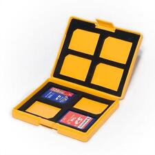 AP MEMORY CARD STORAGE CASE SD CARD STORAGE FITS 8 SD CARDS
