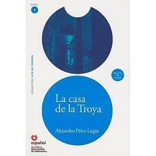 Leer en Español 3: La Casa de la Troya (Libro + Cd) by Alejandro Pérez Lugin...