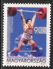 HUNGARY - 1997. World Weight Lifting Championships,Thailand MNH!!! Mi: 4473.