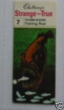 #7 underwater fishing rod card