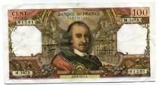 100 francs CORNEILLE   M 1073