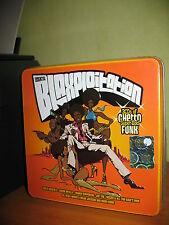 ESSENTIAL BLAXPLOITATION TIN BOX 3 CD NUOVO SIGILLATO MAYFIELD NEVILLE WOMACK