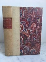 Orsacchiotto Clarissa Harlowe M. JULES Janin Parigi Libreria Amyot 1846