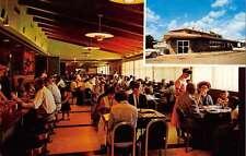 Sioux Falls South Dakota views of Town 'N Country Cafe vintage pc Z23229