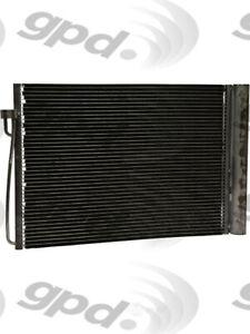 A/C Condenser fits 2002-2013 BMW 760Li M5,M6 650i  GLOBAL PARTS