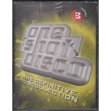 One Shot Disco Volume 3 The Definitive Discollection MC7 Sigillata 0731454145145