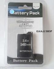 Extended Battery Pack for PSP 2000 Slim & Lite 3000 Retail Packing UK SELLER
