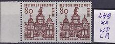 Berlin: D.Bauwerke aus 12 Jahrhunderten , Mi. Nr. 249 w.P   sauber  postfrisch