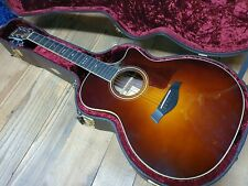 2013 Taylor 714ce V-Class Grand Auditorium Acoustic Guitar Indian Rosewood