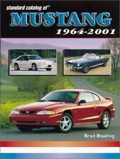 Standard Catalog of Mustangs: 1964-2001-ExLibrary