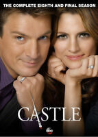 Castle: The Complete Eighth Season [New DVD] Boxed Set, Dolby, Subtitled, Wide