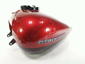 18 Harley Davidson FLHTK Muy Limitado Gas Combustible Tanque