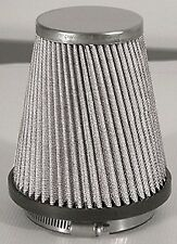 CHROME CONE AIR FILTER WIRE MESH