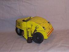 Vintage Rare Nylint Tool & Mfg. Co. Elgin Street Sweeper Tin Litho Wind Up Toy
