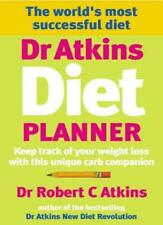 Dr Atkins Diet Planner: Keep track of your weight loss with this unique carb c,