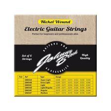 Nickel Wound Electric Guitar Strings Set of 6 (Gauge Medium)