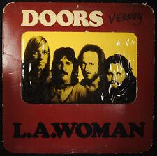 "THE DOORS ""L.A.Woman"" BUTTERFLY Elektra EKS-75011 VG+ Rock LP Stereo Cust Sleeve"