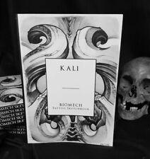 Biomech Tattoo Sketchbook by Kali (Paperback, 2019), Biomechanical refererence