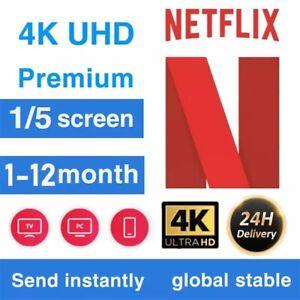 Netflix Premium  *READ DESCRIPTION*