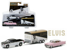 "2015 Chevrolet Silverado 1500 and 1955 Cadillac Fleetwood Series 60 ""Pink Cadill"