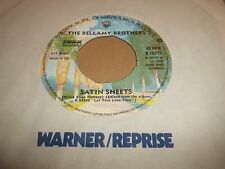"""THE BELLAMY BROTHERS """" SATIN SHEETS """" 1976 EXCELLENT K 16775"""