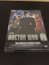 Doctor Who: The Complete Series Seven (DVD, 2013, 5-Disc Set) Brand New (SH2)