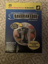 """As Seen On TV"" BulbHead Bavarian Edge Knife Sharpener, New"