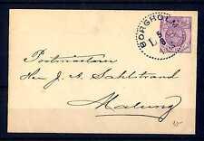 SWEDEN - SVEZIA - 1913 - Intero postale. BUSTA - Da Borgholm a Malung. E4718