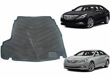 Genuine OEM Rear Cargo All Weather Trunk Mat For 2011-2014 Hyundai Sonata New