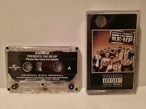 Eminem - Presents the Re-Up... Cassette Tape Compilation..