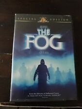 The Fog (Dvd, 2005, Special Edition Remastered Lenticular)
