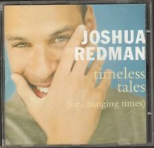 JOSHUA REDMAN Timeless Tales NEW CD The Times they are a Changin' ELEANOR RIGBY