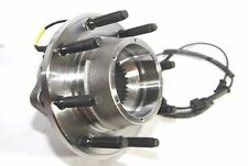 FRONT Wheel Hub&Bearing Assembly fit 05-10 Ford F250 F350 4WD SRW w/4 wheel ABS